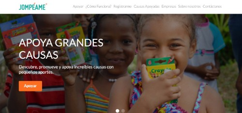 Jompeame Wants To Reduce Poverty In South America Through Crowdfunding