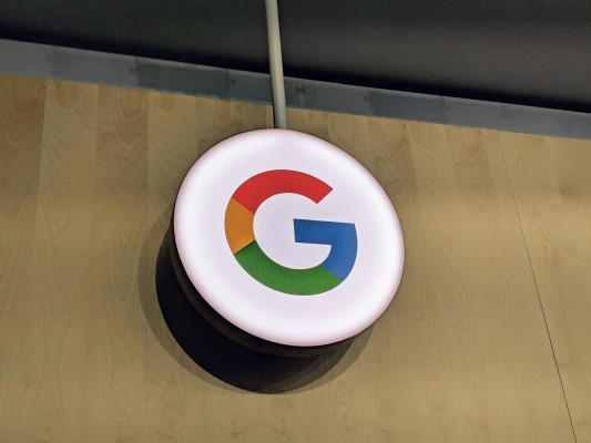 Google - Magazine cover