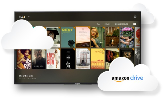 Amazon isn't playing nice with Plex's new cloud service