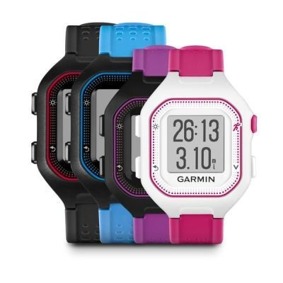 Garmin Announces The Forerunner 25, A Jolly And Inexpensive Workout Watch
