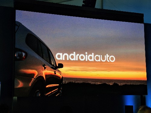 Google previews what's next for Android Auto
