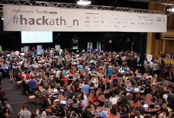 Come Build At The Disrupt SF Hackathon! More Tickets Just Released