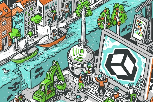 How Unity built the world's most popular game engine