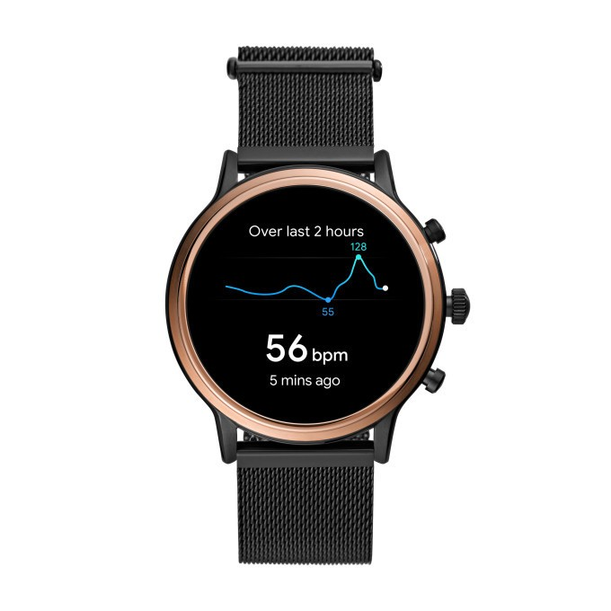 Fossil releases its latest Wear OS watch