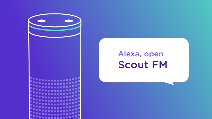 Scout.fm turns podcasts into personalized talk radio
