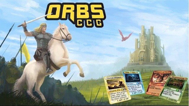 YC-Backed Orbs CCG Takes To Kickstarter To Reinvent Magic: The Gathering For Asynchronous Online Play