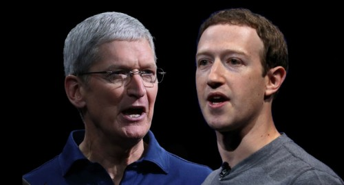 Apple attacks Facebook by becoming the asocial network