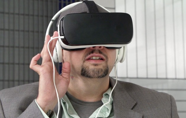 The Samsung Gear VR Is Your Window Into The Future