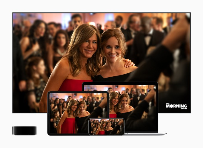 Apple TV+ to launch November 1 for $4.99/month, one year free comes with select Apple devices