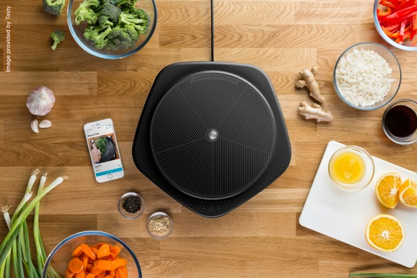 BuzzFeed is getting into the smart appliance business with the Tasty One Top