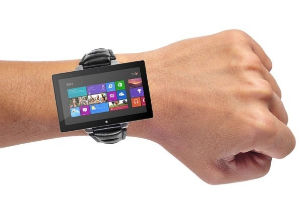 Microsoft Reportedly Preparing To Jump On The Smartwatch Bandwagon