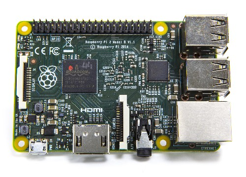 """Raspberry Pi 2 Arrives: 6x Faster, An """"Entry-Level PC"""" For $35"""