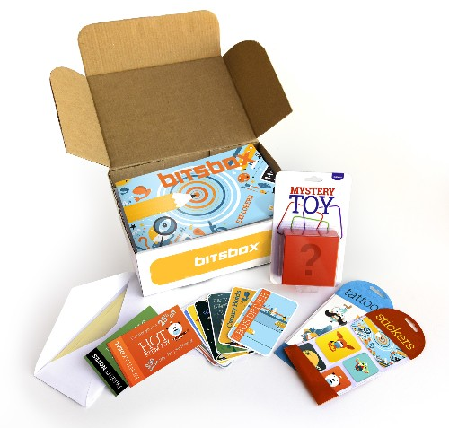 Bitsbox Debuts Monthly Coding Projects That Teach Kids To Build Simple Apps