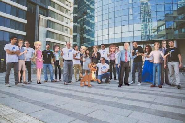 Toonimo Raises $2.5M To Liven Up Websites With Custom Cartoons