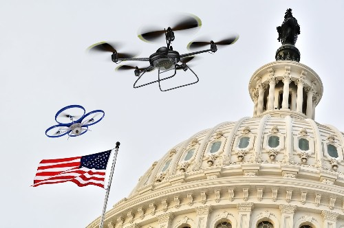 Preparing for a future of drone-filled skies