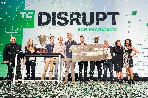 Launch your startup onstage at TechCrunch Disrupt SF 2019