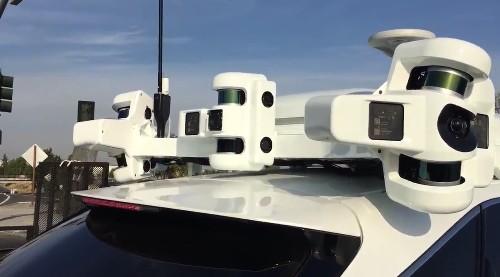 Apple's self-driving car fleet grows to 55 in California