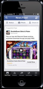 Facebook Adds Video And New Pricing To Its Mobile App Ads