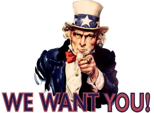 Uncle Sam wants you... to hack the Pentagon