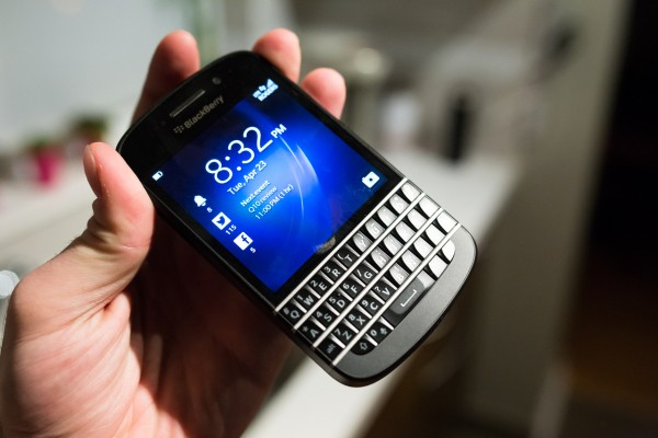 BlackBerry Buys Stake In U.S. Healthcare IT Firm As It Shifts Focus To Niche Markets