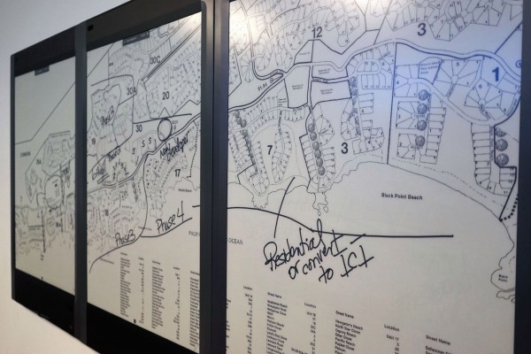 E-Ink and Quirk Logic look to replace whiteboards with 42-inch Quilla displays