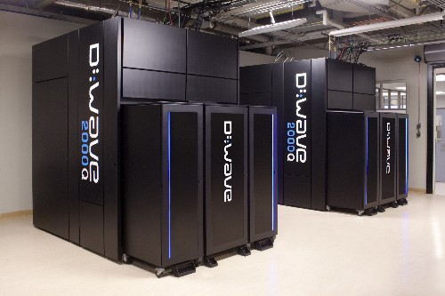 D-Wave announces its next-gen quantum computing platform