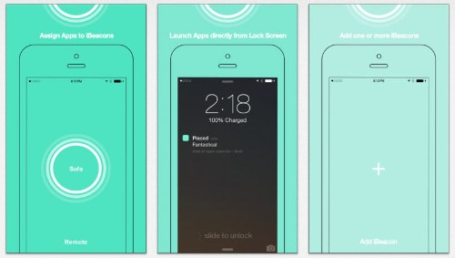 iBeacons Aren't Just For Retail: Placed Lets You Use Them As iPhone Quick Launchers At Home
