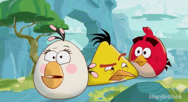 Rovio To Cut 260 Jobs As The Angry Birds Franchise Becomes Irrelevant