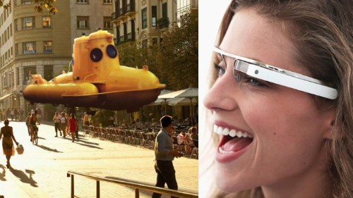 Google Patents Holograms For Glass, Which Could Involve Magic Leap