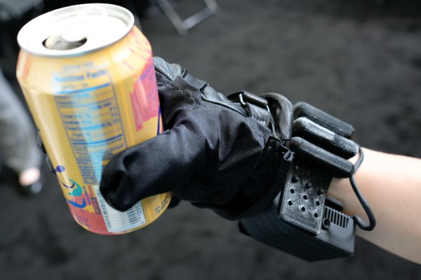 The Nuada smart glove gives your hand bionic powers