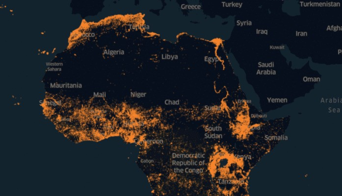 Facebook's AI team maps the whole population of Africa