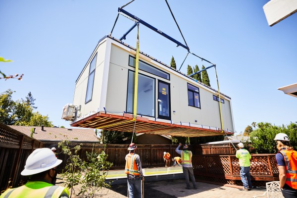 There's a housing crisis, and Abodu wants to solve it fast with quality backyard homes