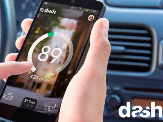 """Dash's Smart Driving App – A """"Fitbit For Cars"""" – Arrives On Android"""