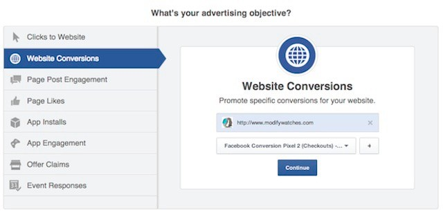 Facebook Continues To Simplify Ad Buying With New 'Objective-Based' Interface