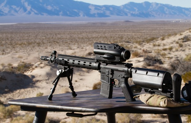 TrackingPoint Takes Dead Aim At The Future Of Firearms Targeting