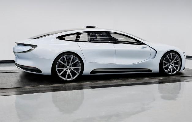 China's LeEco raises $1.08B to build its electric car