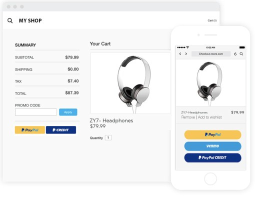 PayPal Checkout can now be personalized to each shopper