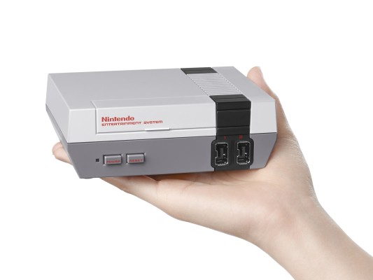 Nintendo is launching a mini version of its iconic NES console with 30 classic games – TechCrunch