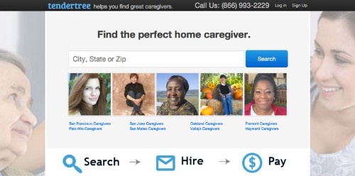 TenderTree Rolls Into Beta To Help You Find Reliable Senior Caregivers