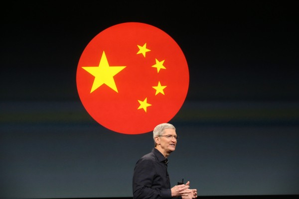 China Poised To Overtake U.S. & Japan In iOS Revenue Within The Next Year
