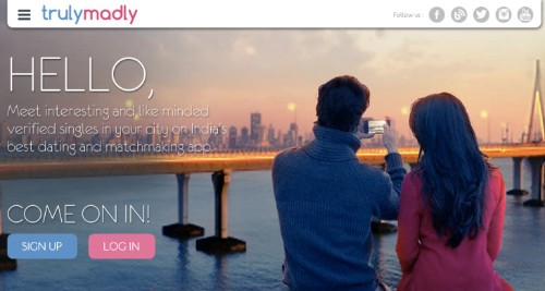 TrulyMadly Is A Tinder-Style Dating App That's Built For India
