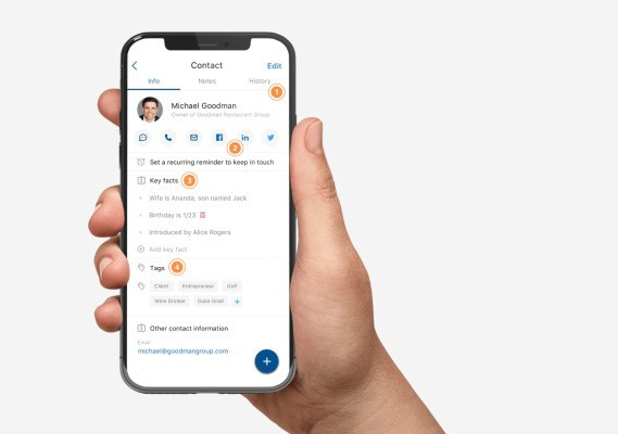 Levitate raises $6M for its 'keep-in-touch' email marketing solution aimed at smaller businesses