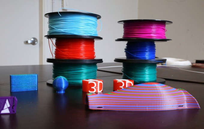 Mosaic Offers Color 3D Printing Using An Ingenious Automatic Mixing System