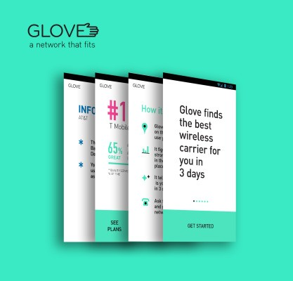 A New Android App Called Glove Will Tell You What Carrier Is Best For You