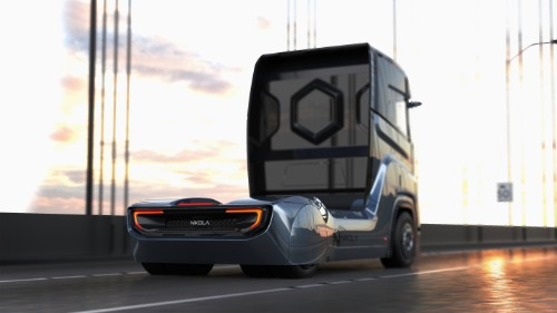 Locked in a Tesla patent suit, Nikola nabs $210M at $1.1B valuation for hydrogen trucks