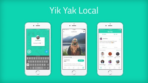 Yik Yak yearns to be local, not just anonymous – TechCrunch