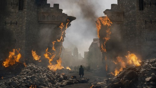 Original Content podcast: 'Game of Thrones' burns it all down
