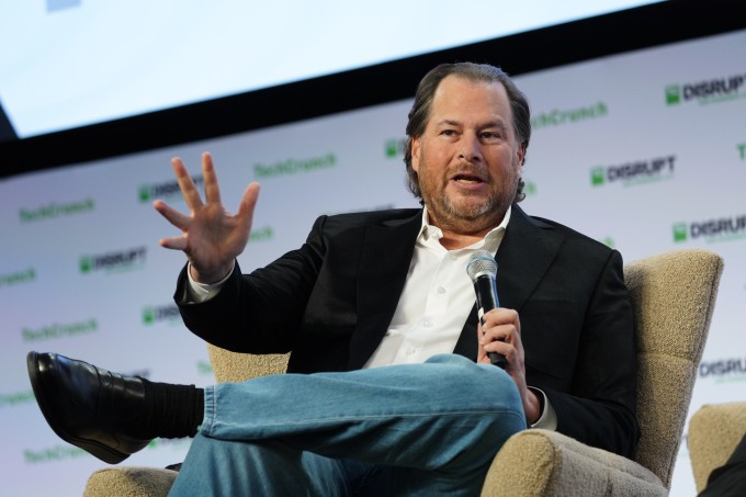 Startups 'are staying private way too long' says Salesforce founder Marc Benioff