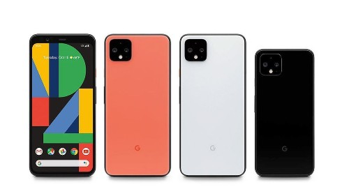 Google's Pixel 4 is official