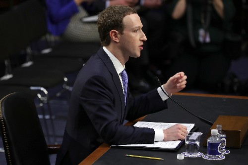 Mark Zuckerberg actually calls for regulation of content, elections, privacy